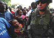 Haití: la labor de los Cascos Azules