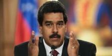 Maduro denuncia golpe