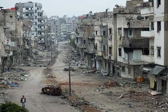 siria devastacion