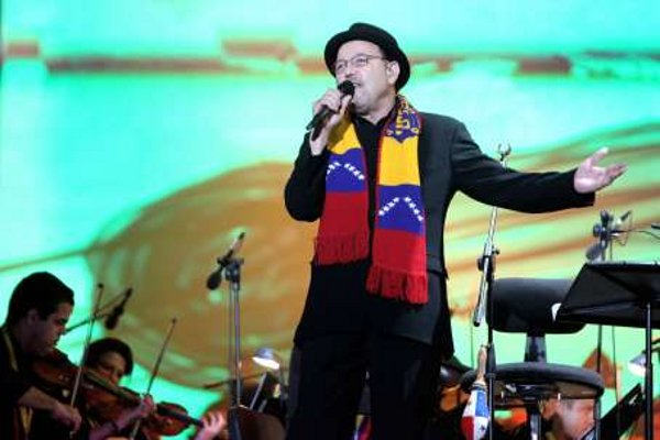 Resultado de imagen para Rubén Blades en venezuela