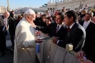 """""""El Papa está haciendo cosas muy importantes en geoestrategia"""""""