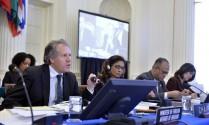 La OEA debate la suspensión de Venezuela