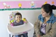 """""""Un niño desnutrido  jamás podrá desplegar su potencial genético"""""""