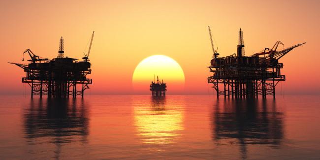 sunset-platform