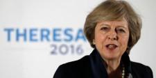 En la imagen, Theresa May en Birmingham, Reino Unido, el 11 de julio de  2016.  Theresa May es la única candidata que permanece para ser designada como líder del gobernante Partido Conservador británico y se llevará a cabo un proceso formal para confirmarla en el cargo de primera ministra, dijo el lunes el presidente de la comisión encargada de supervisar el proceso. REUTERS/Andrew Yates