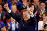 Corea del Sur tiene nuevo jefe de Estado