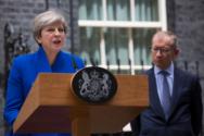 Theresa May, tocada pero no hundida