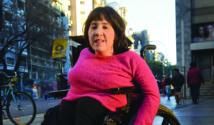 """""""Una persona en silla de ruedas antes que nada es persona"""""""